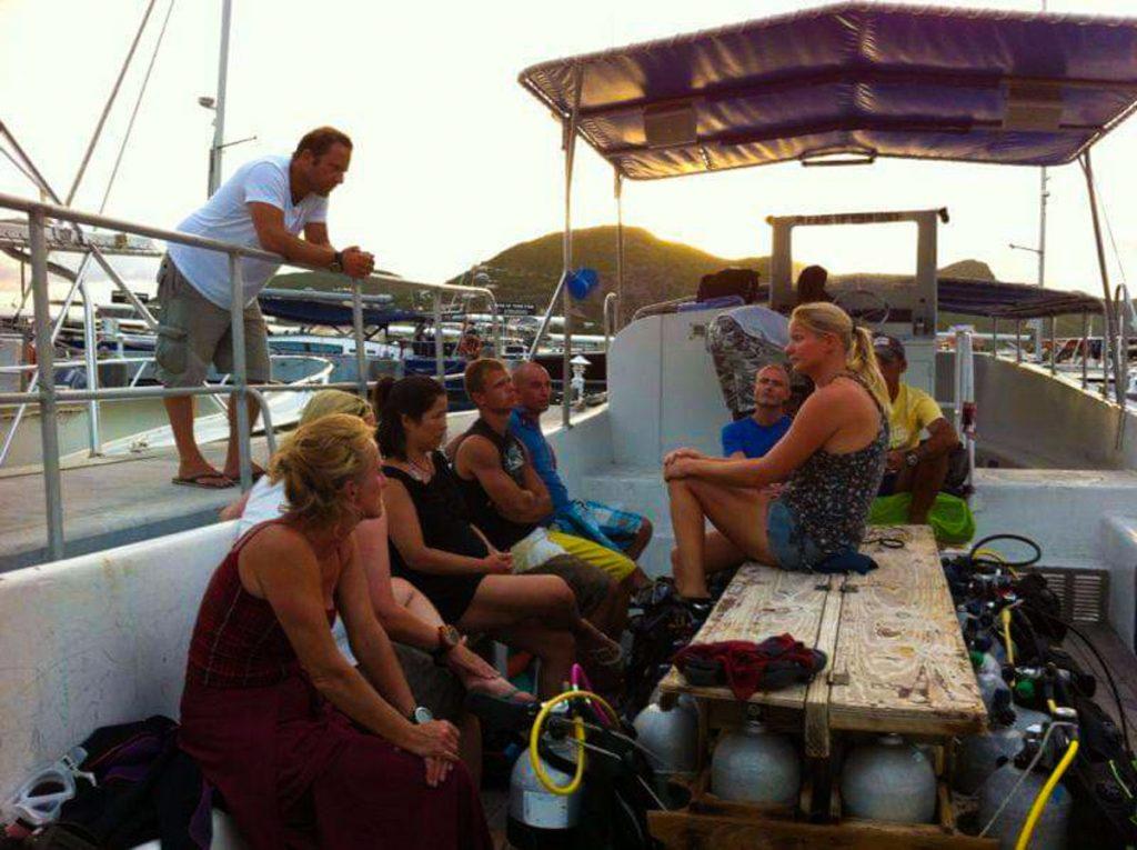 duikinstructeur