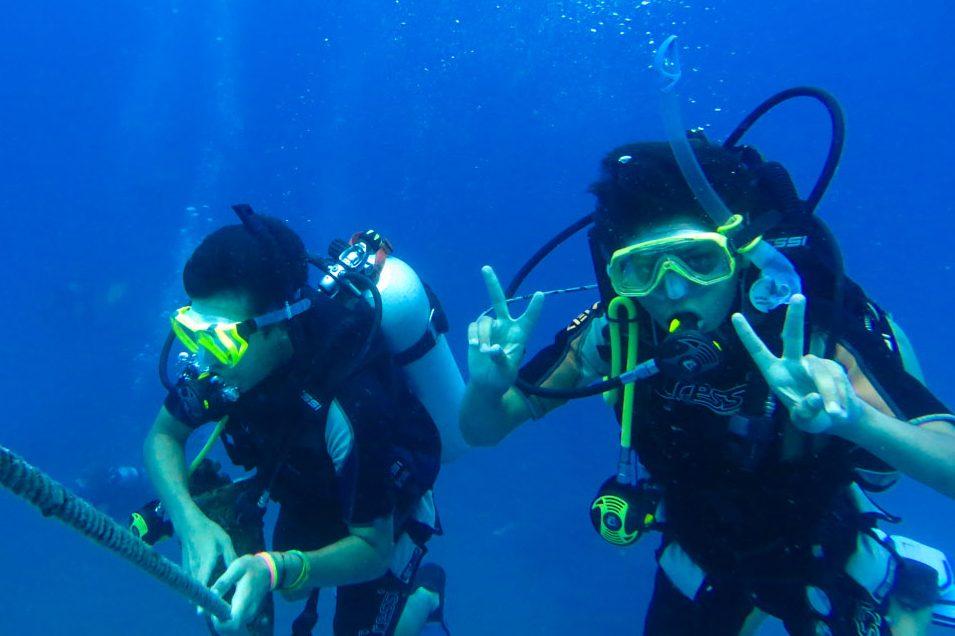 leren-duiken